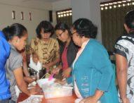 Impikan Warung Diet di Flotim,Dinkop dan Duta Cafe Merakyatkan Panganan Sorgum
