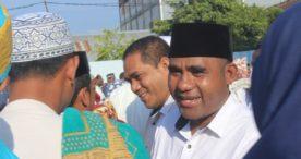Wabup Flotim Minta Polisi Hentikan Sita Arak Jualan Warga