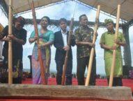 Tumbuk Lesung, Bupati Eka Buka Jatiluwih Agriculture Festival