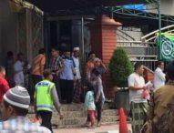 Polisi Jaring Empat Gepeng