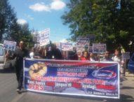 Aksi Damai Jurnalis NTT Tolak Intimidasi Pers