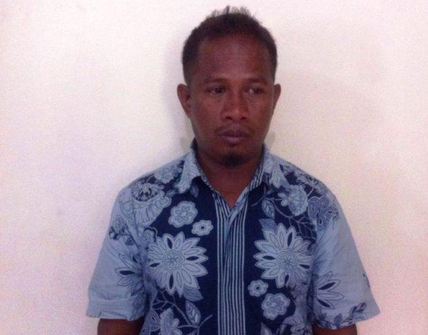 Kades Rangalaka Anton Molo Resmi Ditahan Jaksa – Diduga Korupsi Dana Desa