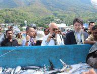 Kunjungan Dirjen PRL KKP dan JICA di Larantuka, Jawaban Komitmen Selamatkan Laut Flotim