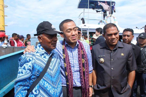 Didatangi Dirjen PRL KKP, Nelayan Lamakera Kapok Tangkap Pari Manta
