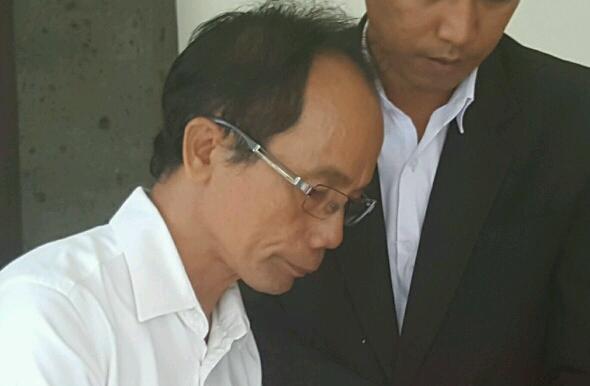 Mantan Sekwan DPRD Denpasar Divonis Satu Tahun Penjara