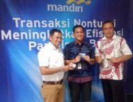 Bank Mandiri Siap Fasilitasi Obyek Wisata Terapkan Transaksi Nontunai