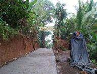 Program TMMD di Jelijih Punggang, Rampung 100 Persen