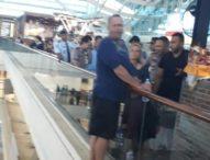 Sanglah Rawat Bule Australia Niat Bunuh Diri Lompat dari Lantai 3 Bandara