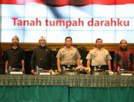 Kapolda Bali Himbau Pecalang se-Bali Jangan Takut Ormas