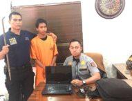 Maling Laptop, Residivis Ditangkap