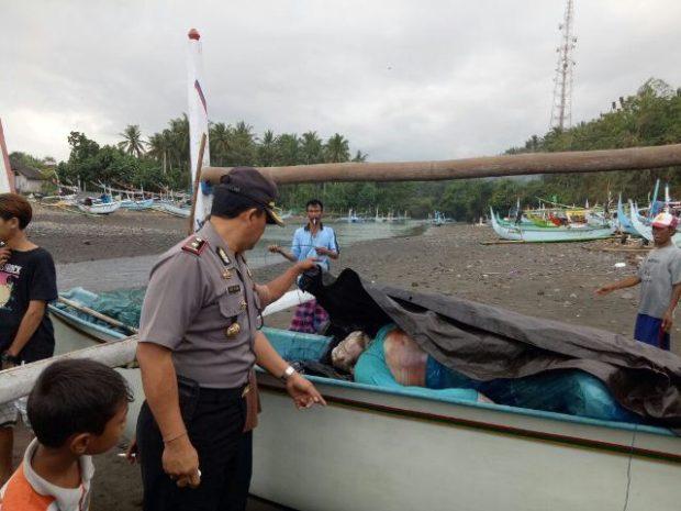 Mayat WNA Diduga Balon Ditemukan Nelayan Pantai Medewi, Jembrana