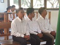 Tiga Pemuda Peretas Website Polda Bali Diadili