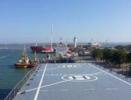 Sedot Dana Rp1,7 Triliun-Menteri Luhut Pastikan Cruise Terminal Pelabuhan Benoa Diperluas September 2017
