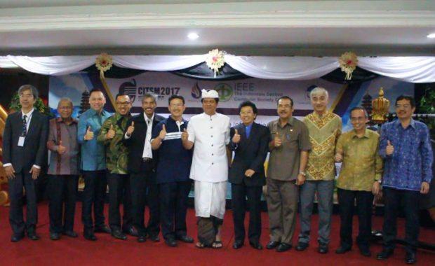 STIKOM Bali Gelar Konferensi Internasional Tentang Cyber dan IT