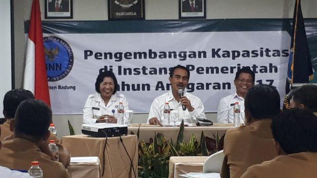 Urutan ke-11 Narkoba Nasional, BNN Bali Minta Pegawai Cegah Narkoba