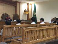 Apes…, Gara-gara Uang Rp 250 Ribu, Oknum PNS Dishub Badung Jadi Pesakitan di Pengadilan Korupsi