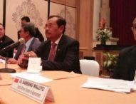 Jaksa Agung RI dan Singapura Tanda Tangan MoU Pemberantasan Korupsi