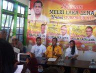 DPP Golkar Usung Melki Laka Lena Cagub NTT