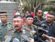 Wujudkan Sikap Toleran, Ribuan TNI Doa Bersama di Puja Mandala