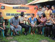 Pakor Polwan Polda Bali: Anjangsana Sebagai Wujud Rasa Kepedulian