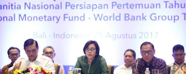 Indonesia Siap Menjadi Tuan Rumah IMF-WBG Annual Meetings 2018: Voyage to Indonesia