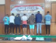 Kelompok Jambret ABG Kupang Diciduk Polisi