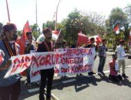Peringati 72 Tahun Indonesia Merdeka, Mahasiswa di Denpasar Gelar Aksi Bisu