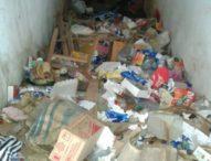 Horror, Sampah Menjijikan di Kantor Wali Kota Kupang