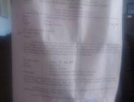 Warga Banjar Cekik Dapat Surat Piutang dari Kementrian Keuangan RI