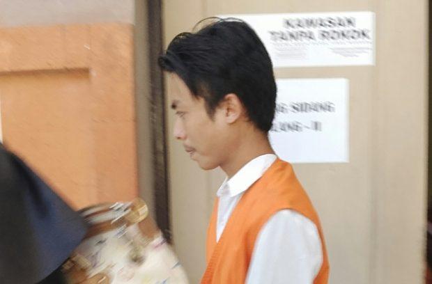 Jadi Kurir Sabu, Pria Ini Terancam 12 Tahun Penjara