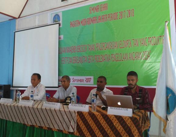 Aksi AMA Jakarta Soroti Problem Pengelolaan Dana Desa