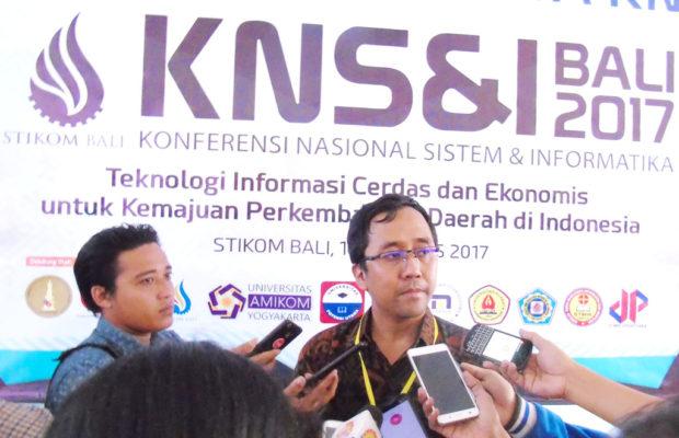 STIKOM Bali Gelar Konferensi Nasional Sistem dan Informatika