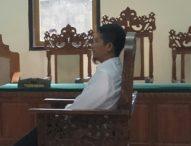 Gara-Gara Olie Bekas, Pria Ini Dituntut 1,5 Tahun Penjara