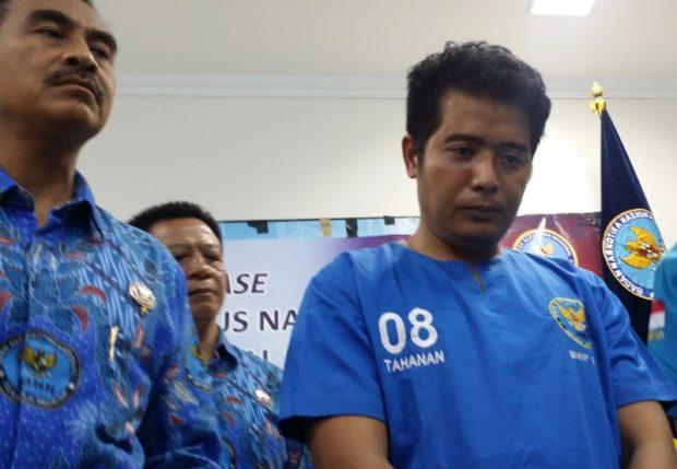 Bandar Narkoba Jaringan Palembang-Aceh-Madiun-Bali Ditangkap BNN