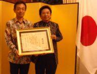 Pemerintah Jepang Beri Penghargaan Kepada Prof. Bandem