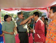 Pangdam IX/Udayana: Baksos Bentuk Kepedulian TNI di Bidang Kesehatan