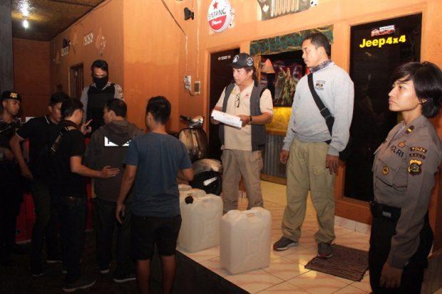 Petugas Intel Polda Bali Dibacok, Warung Miras Langsung Dirazia