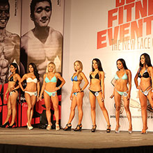 Saksikan, Muscle Beach Bali 2017 Fitness Event and Expo
