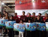 Kemensos Gelontor Rp 5,82 Miliar Bansos PKH Kepada 3.082 KK Miskin di Denpasar