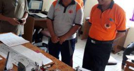 Himbau Warga Tak Panik, BPBD Bali Monitoring Riwayat Jalur Dampak Letusan