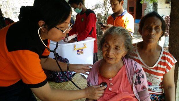 Takut Meletus, Eksodus Gunung Agung Pilih ke Denpasar
