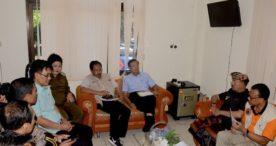 Gubernur Bali Pinta Tenda Pengungsian Segera Dibuat