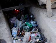 Penuh Sampah, Pasar Relokasi Pohon Bao Tak Terurus