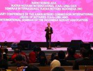 Jokowi Tekankan Notaris Indonesia Perbaiki Sistem Perizinan