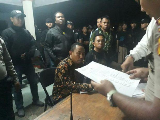 Diperiksa Sepuluh Jam, Anggota DPRD Badung Yonda Ditahan Polda Bali