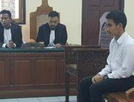 Terbukti Ikut Mengeroyok Anggota TNI,  Revo Divonis Dua Tahun Penjara