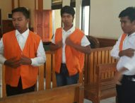 Tiga Terdakwa Pembobol Website Polda Bali Dihukum Setahun