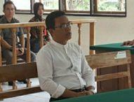 Enam Terdakwa Kasus Reklamasi Teselubung Diadili di PN Denpasar