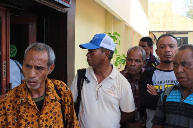 Mantan Nasabah Mitra Tiara Minta Niko Ladi Kembalikan Uang – Sidang Mediasi  Mentok