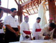 Wajah Fatima di Larantuka Untuk Indonesia Damai